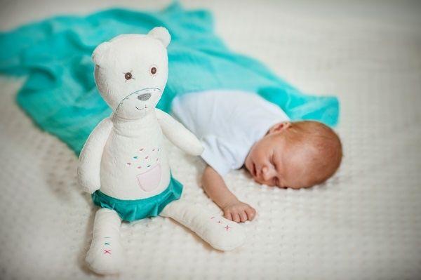 MyHummy Szumiś Dziewczynka  білий шум іграшка для немовляти