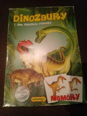Dinozaury, układanka