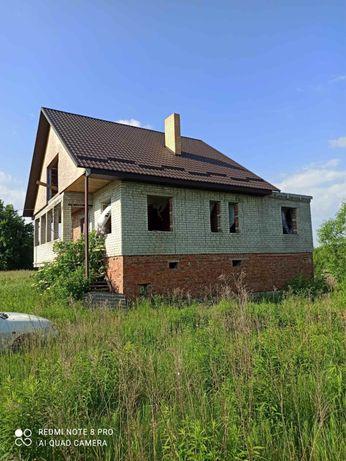 Продам будинок незавершеного будівництва, можливо в розстрочку