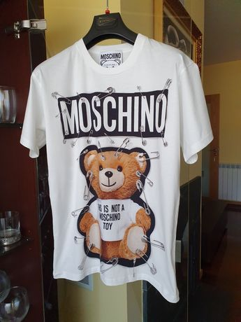 T shirt Moschino milano