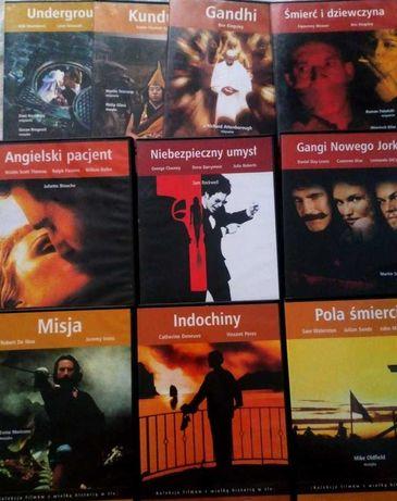 Kolekcja filmów z wielką historią w tle / 10 DVD