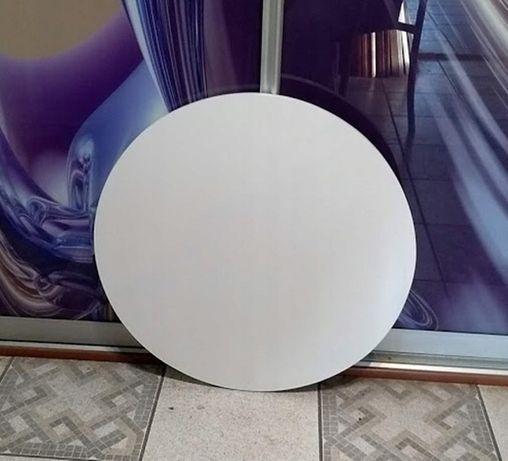 BLAT fi 80 biały mat 50, 60 , 70 , 80 , 90 , 100