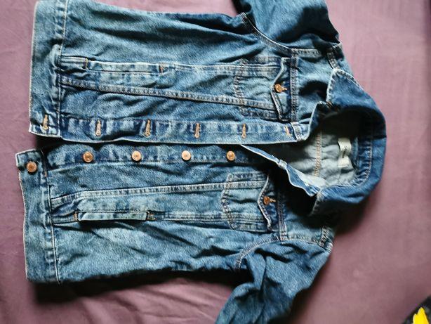 Kurtka damska jeans
