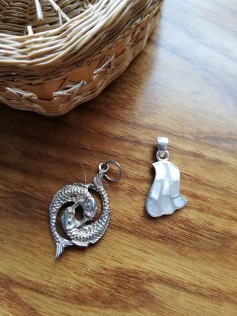 Biżuteria : kolczyki, wisiory