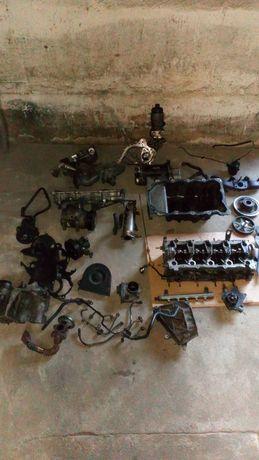 Silnik chevrolet captiva 2.0 vcdi 150 KM (części )