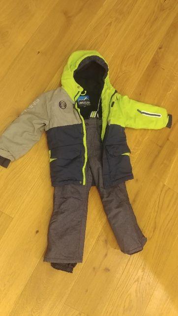 kurtka i spodnie narciarskie dziecięce Cool Club Smyk 116