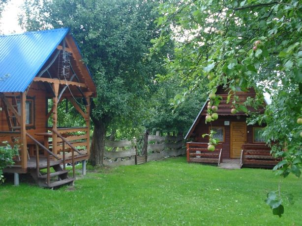 Cisza spokój góry las Agroturystyka Domki wolne miejsca na wakacje