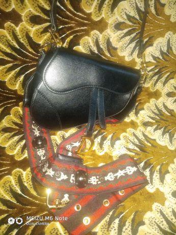 Сумка Dior,стильна и шикарная.