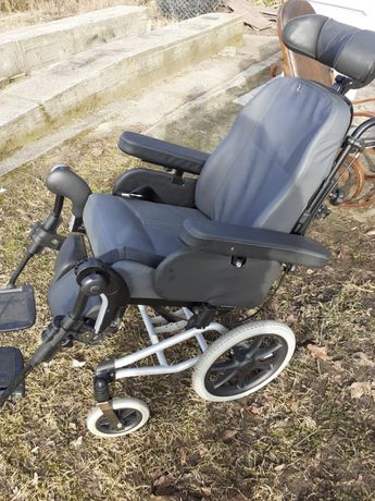 Wózek inwalidzki invacare Rea Silencio Care