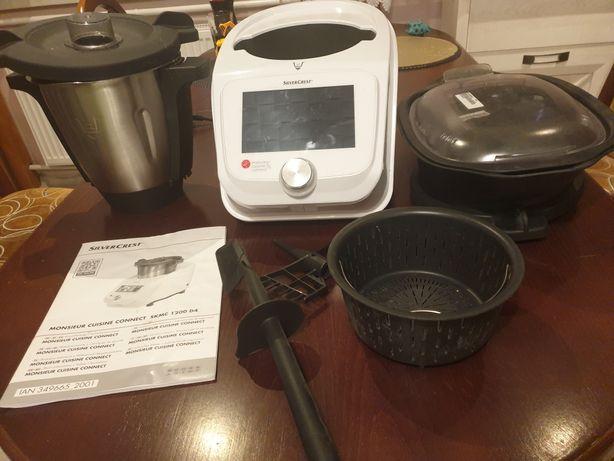 Wielofunkcyjny robot kuchenny SilverCrest