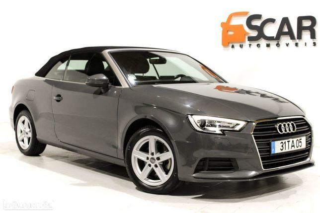 Audi A3 Cabrio 1.6 TDi Design