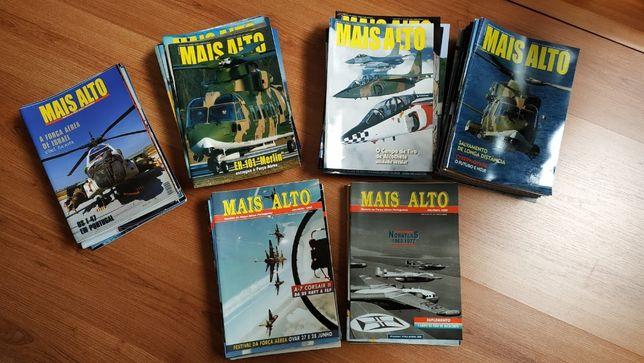 MAIS ALTO Revistas da Força Aérea Portuguesa