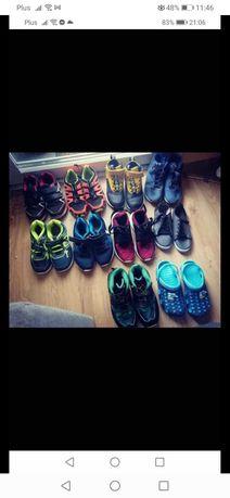 Mega paka butów dla chłopca.Rozmiary 35 36 37