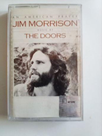 Jim Morrison The Doors Kaseta audio