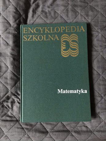 historyczna antyk ksiazka Encyklopedia Matematyczna