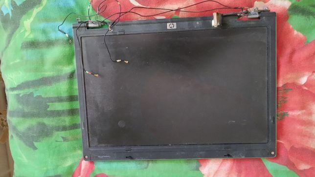 Матрица, монитор HP compaq 6910+петли+антены WI FI+динамик +корпус