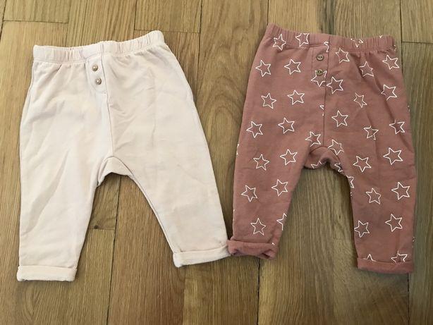 Pack 2 calças 3-6 meses NOVAS