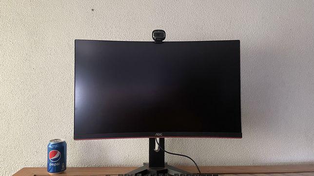 "Monitor Gaming AOC C24G1 23,6"""
