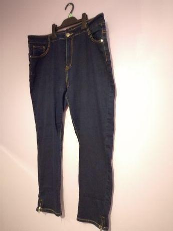 Spodnie jeansy rozm. 48/50