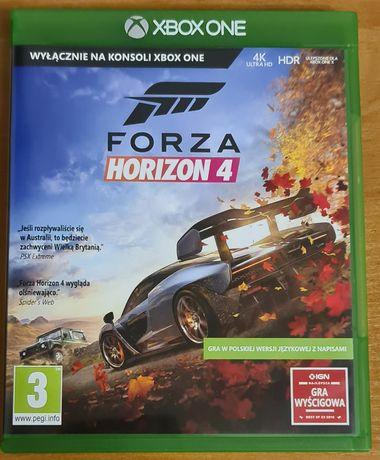 Gra forza horizon 4 xbox one