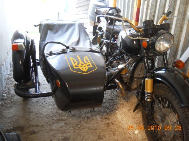 Мотоцикл ДНЕПР 10-36  рестайл
