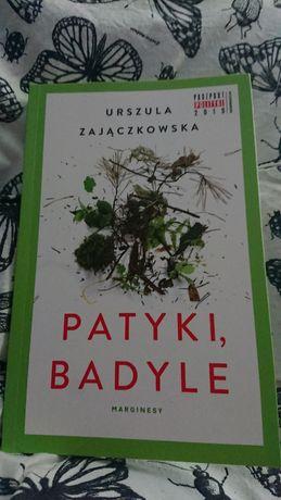 Patyki, badyle Urszula Zajączkowska