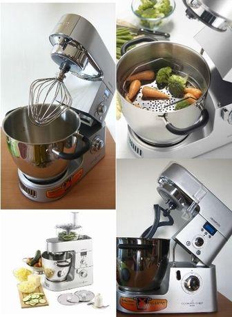 Cooking Chef KCC9040S+подарок-3 насадки+кредит+60мес гарант+обуч+дост