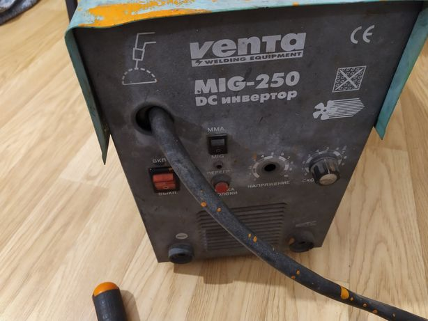 Сварочный полуавтомат MIG-250