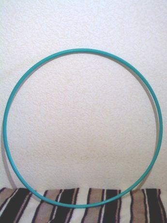 Обруч, хулахуп,для гимнастики,фитнеса,диаметр 90 см,пластмассовый,СССР