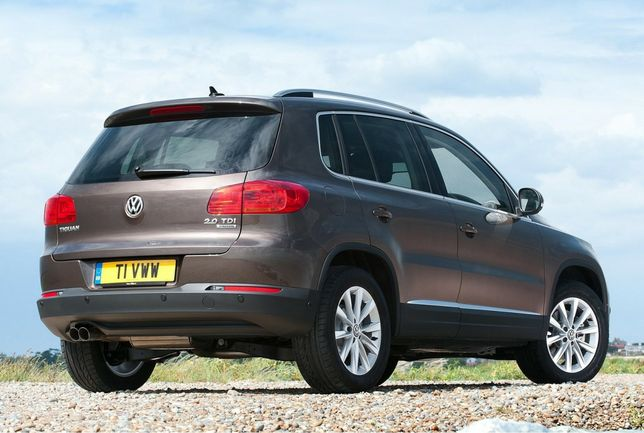 Заднє скло Volkswagen Tiguan 2012+ заднее стекло вольксваген тігуан