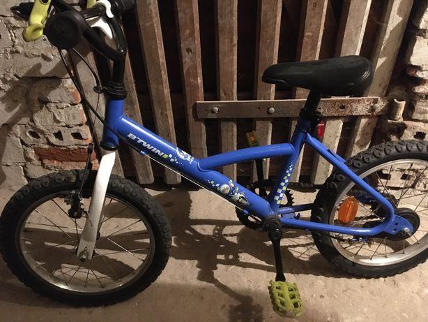 Rower btwin 16(woom,rowerek)