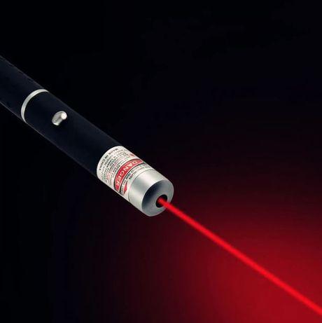Laser, Wskaźnik laserowy, Laser pointer czerwony