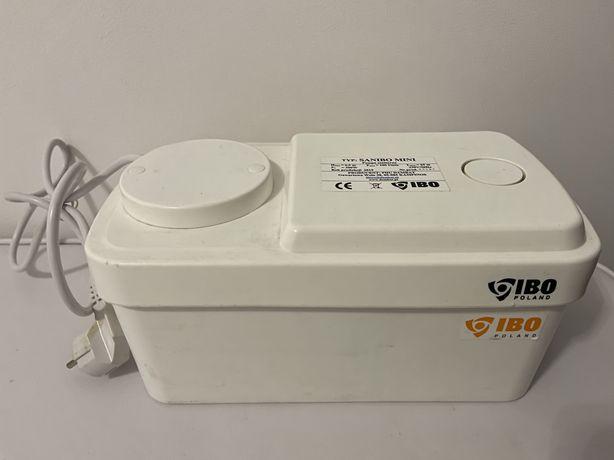 Pompa Sanibo mini pompa sanitarna do umywalki zlewu