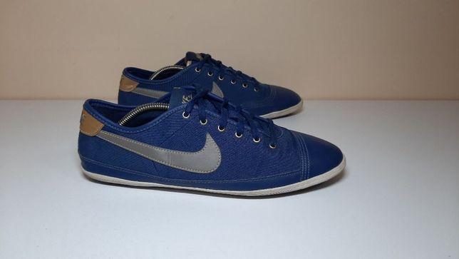 43р,стелька27,5см,Кеды,кроссовки Nike (Найк) Flash Blue, отличное сос