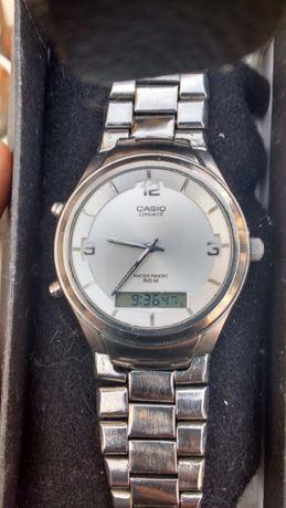 Мужские часы Касио титановая серия таких уже не делают