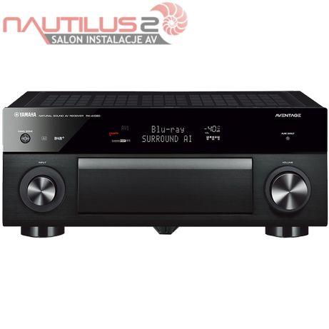 Yamaha RX-A1080 amplituner wielokanałowy 7.2 AVENTAGE MusicCast