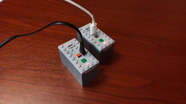 Перепаковка на li-ion lego technic,control+,powered up,power functions
