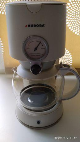 Продам кофеварку с подогревом
