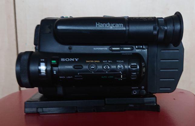 Kamera Sony+ob.do nurk.+JVC