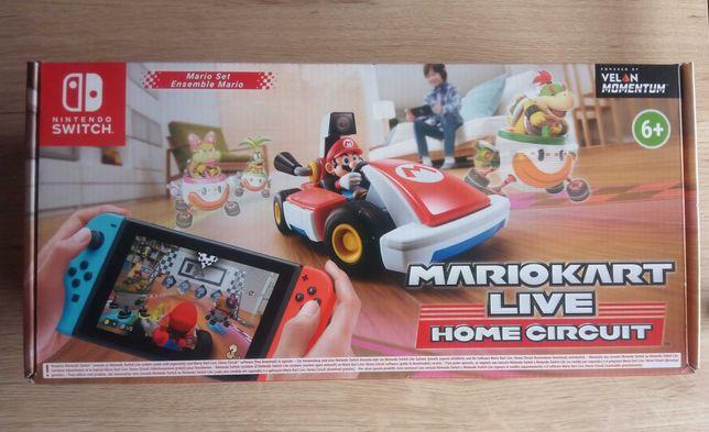 Mário Kart Live Home circuit - nintendo switch