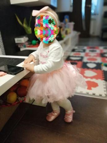 Body spodnica toulowa opaska na roczek