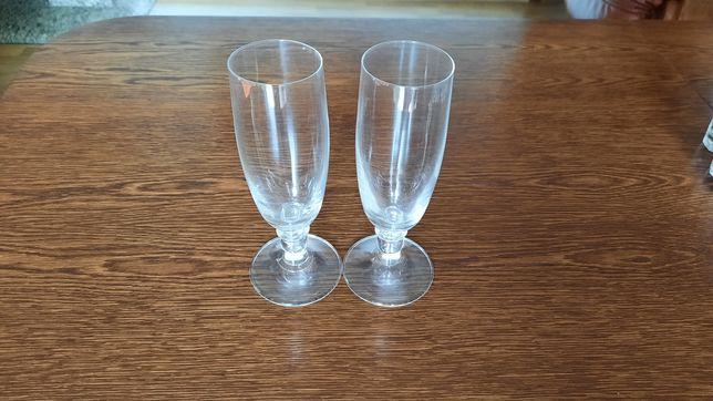 2 kieliszki do szampana