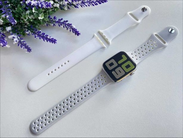 Smart Watch GQ Diamond White 44mm +Подарок