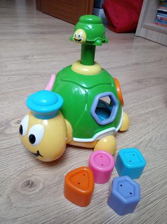 Żółw i kręgle