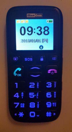 Telefon komórkowy Max Com