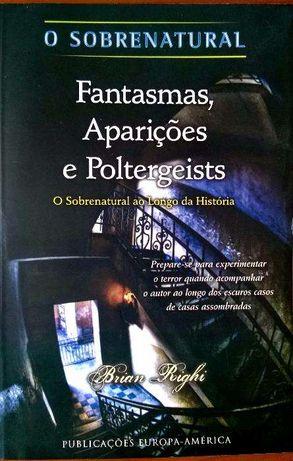 Fantasmas, Aparições e Poltergeists - Sobrenatural (NOVO)