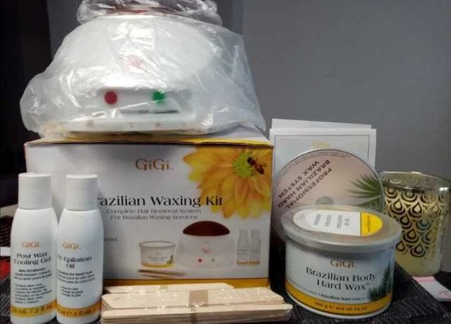 Gigi Waxine Brazilian Waxing Kit