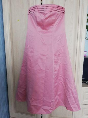 Нарядное вечернее платье на 11-13 лет