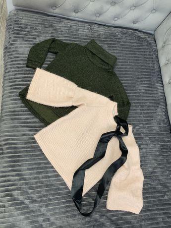 Кофта свитер на девочку 104 размер