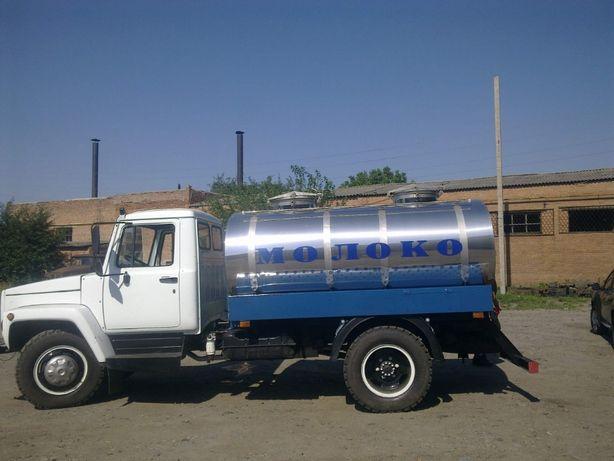молоковоз ГАЗ-3309,ГАЗ-3307 ( газон)